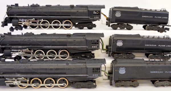 Postwar American Flyer S Gauge And Lionel O Gauge