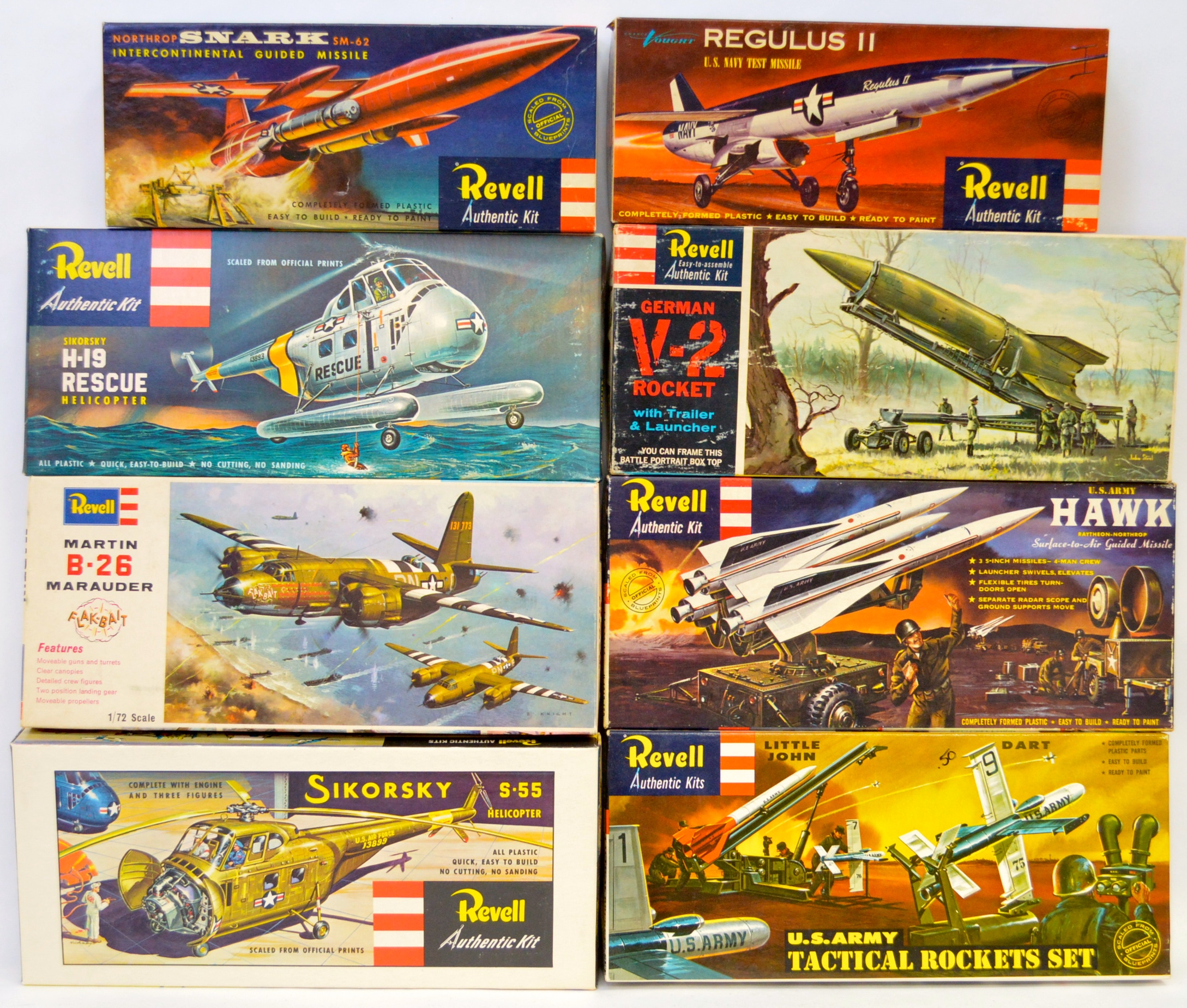 Military Models & Airplanes Plus Waterline Ships